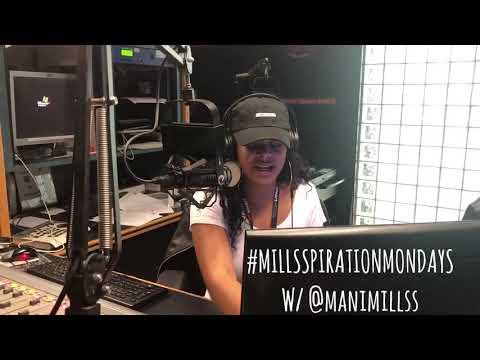 Mani Millss - Millspiration Monday's (1/21/19)