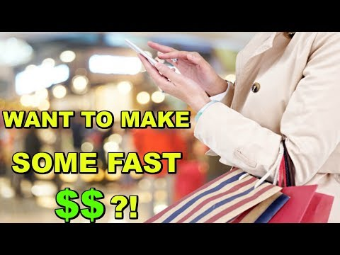 EASIEST WORK AT HOME SIDE HUSTLE EVER - NO EXPERIENCE NEEDED $80 MADE IN 2.5 HOURS!