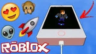 Roblox : Escape do Iphone - parte 02 ( Iphone Escape )