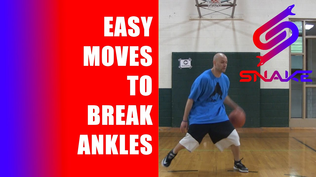 3 Crazy Effective Basketball Moves For Beginners - YouTube