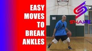 Easy Basketball Moves to Break Ankles - Killer Crossovers
