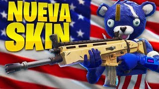 "EPIC VICTORIA WITH *NEW SKIN* EXCLUSIVE ""PIRONIC OSO"" in FORTNITE: Battle Royale!"