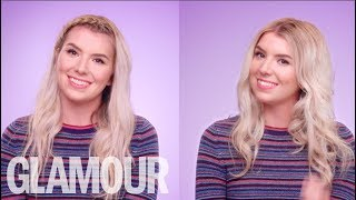 Discover the magic of the new Dyson Airwrap Styler with Lydia Hall | GLAMOUR UK & Dyson