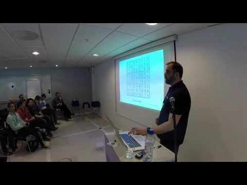 The cryptography behind the Bitcoin Blockchain. Oslo Blockchain Day