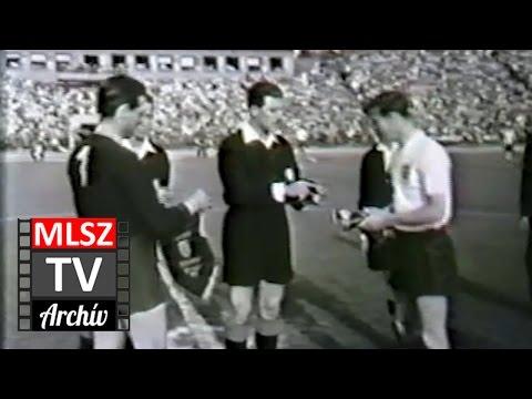 Magyarország-Anglia | 2-0 | 1960. 05. 22 | MLSZ TV Archív letöltés