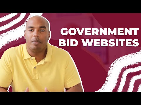 Government Bid Sites: FBO, Fedbid and DIBBS