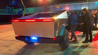 Tesla Cybertruck может встать на конвейер в 2021 году. |  Новая Тесла Кибертрак (2021).