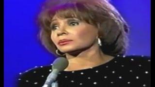 Shirley Bassey - As If We Never Said Goodbye (1993 Live)
