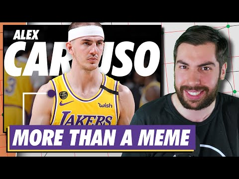 Why You Should Take Alex Caruso Seriously | The Restart | The Ringer