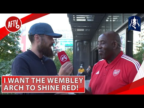 I Want The Wembley Arch To Shine RED! (Turkish) | Arsenal vs Chelsea FA Cup Final Preview