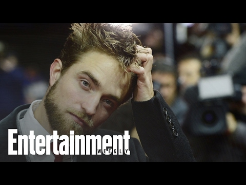 Twilight': Robert Pattinson Interview (Part 1 of 5) | Entertainment Weekly