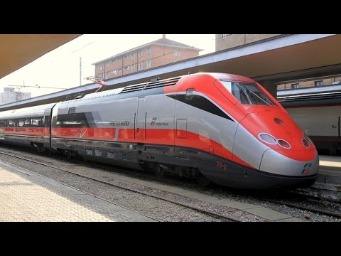 Travelling by Train in Italy - The Basics