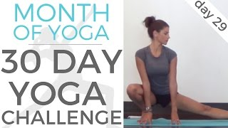 Day 29 - Intention Setting // #MonthOfYoga - 30 Day Yoga Challenge