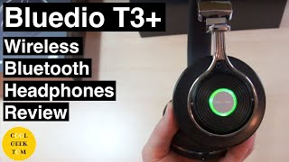 review of the bluedio t3 t3 plus wireless bluetooth headphones