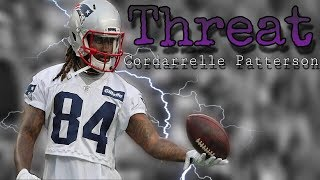 Cordarrelle Patterson will be the Patriots biggest threat at WR