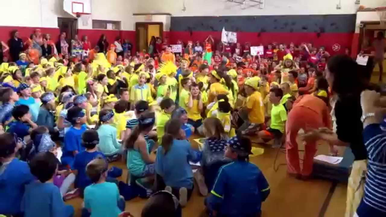 FIELD DAY 2015 OPENING CEREMONY - YouTube