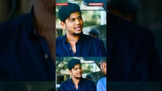 Abhishek Raja Interviewed by Maathevan ❤️ Behindwoods