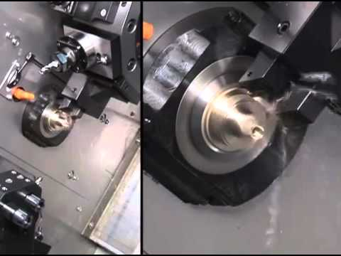 Star Micronics ST 38 Sliding Head CNC Lathe Video Demonstration
