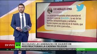 Juan Guaidó amenaza con