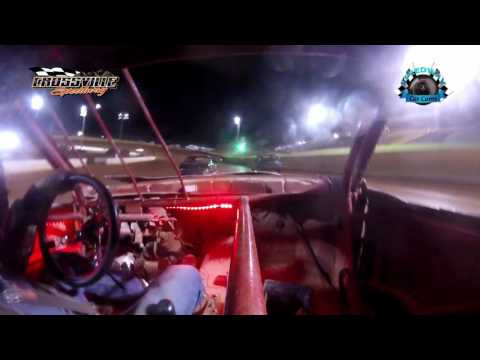 #1 Jacob Sharp - Front Wheel - 4-14-17 Crossville Speedway - In-Car Camera