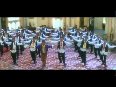 Shahrukh Khan. Koyla. Ghunghte Mein Chanda Ha