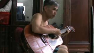 thầy giáo có biệt danh 'siêu nhân, siêu giỏi ' chơi đàn thư giãn guitar mono cover
