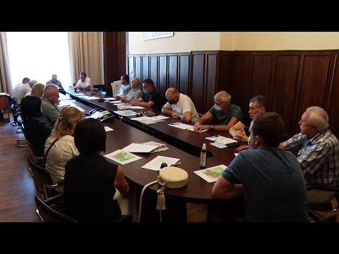 Засідання ТВК: у Мукачеві утворили 4 територіальні виборчі округи