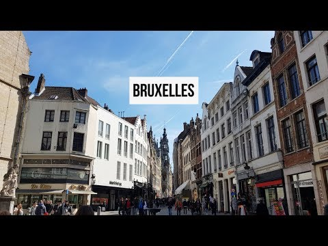 Bruxelles - Belgium - a glimpse into the city