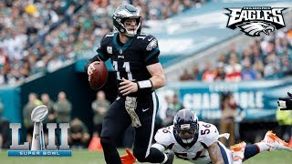 Carson Wentz ROBBED!!! Eagles DISRESPECTED Again!!  So Take It Out On Tom Brady And The Patriots!!!!