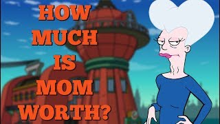 How Much is Mom From Futurama Worth?