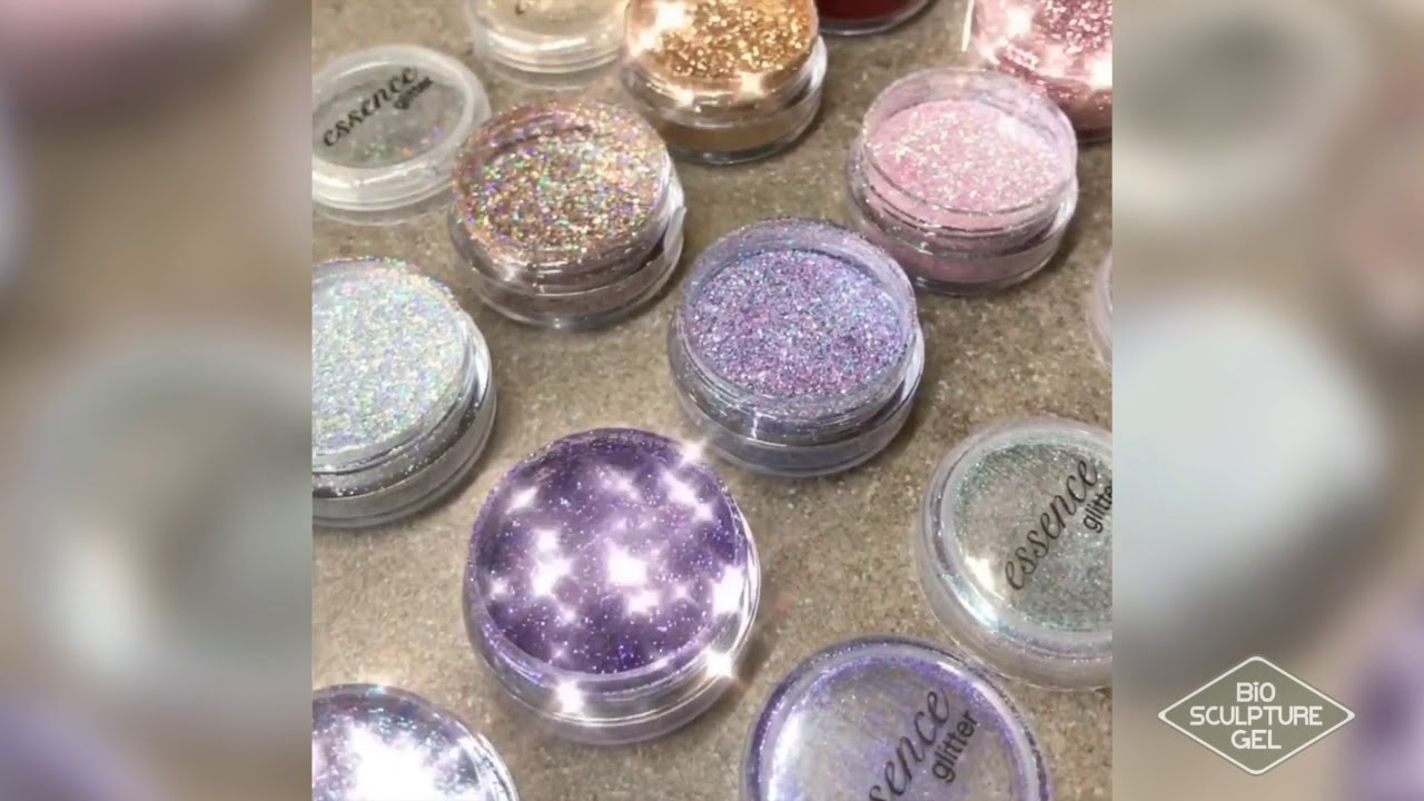 Essence Glitter Now Available Exclusively at Bio Sculpture Australia