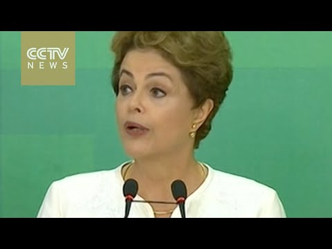 Brazilian President Rousseff faces impeachment proceedings