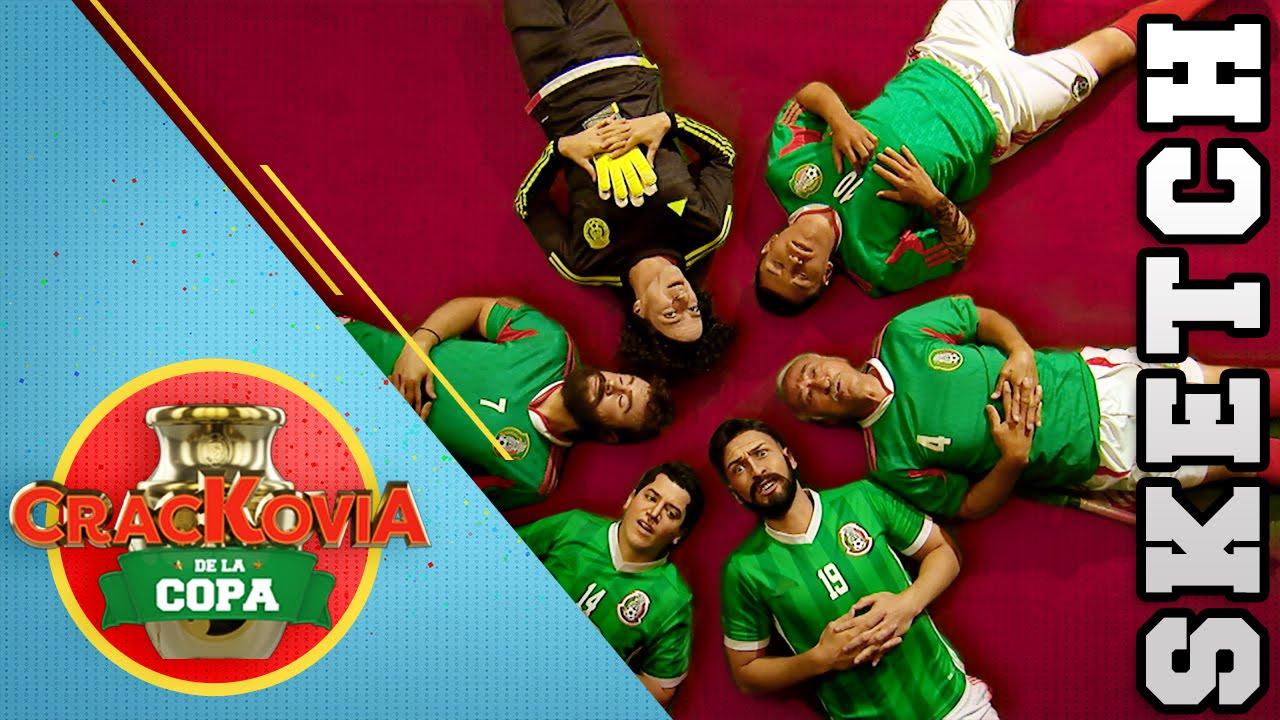 Crackovia De La Copa | Sketch | México rumbo a Rusia 2018