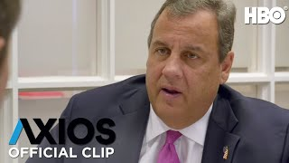 AXIOS On HBO: Chris Christie on the Trump Administration's Transition Team (S 2 Ep 4 Clip) | HBO
