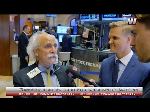 Inside Wall Street: NYSEinstein Peter Tuchman explains the New York Stock Exchange