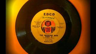 Jerry & The Medicine Men - The Medicine Man Part II