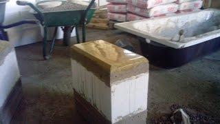 Бизнес идея по производству теплоблков 4х.сл. с облицовкой под мрамор(, 2014-05-17T18:46:33.000Z)