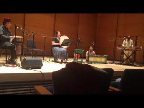 Cultural Constructions Concert @ Distler Performance Hall