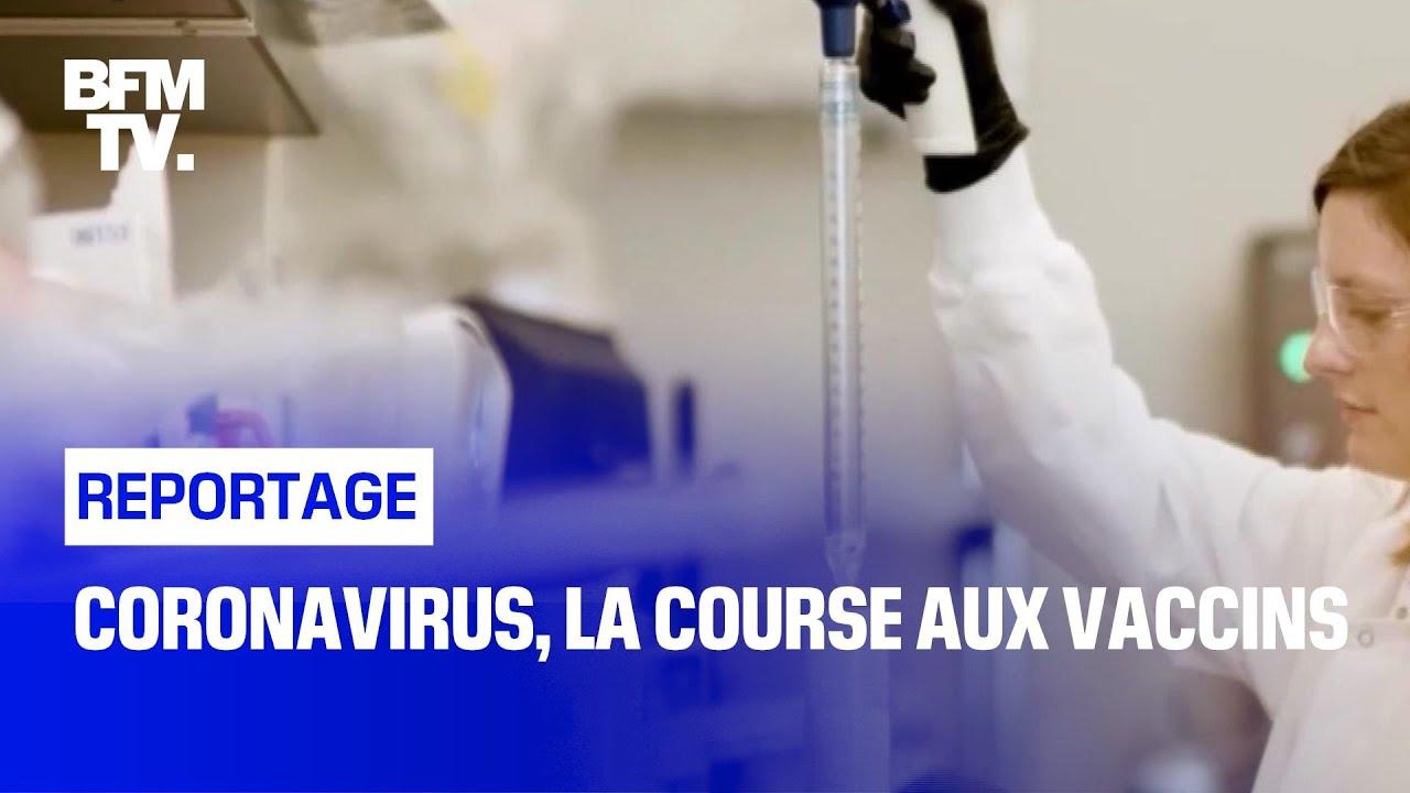 Coronavirus, la course aux vaccins