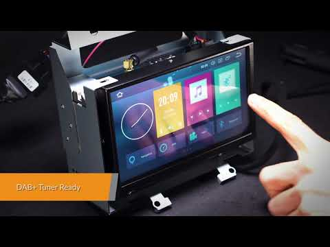 Land Rover - Android 8.0 Car Stereo (PB78DLRPL)