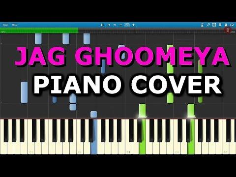 JAG GHOOMEYA Piano...