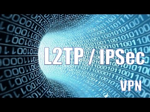 Configuración de VPN L2TP IPSec. Servidor y clientes