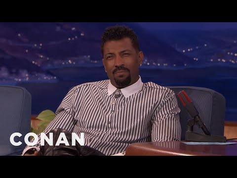 Deon Cole's Stand-Up Special Increased Theft In Target Stores  - CONAN on TBS