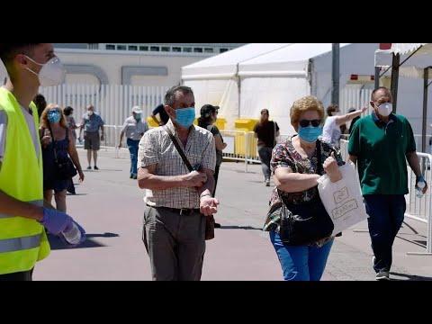 اسبانيا تقر حدا أدنى من المساعدات لمواجهة تداعيات كورونا  - نشر قبل 2 ساعة