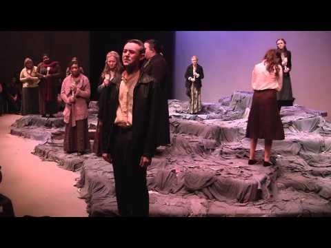 Edmond Santa Fe - 2012 Play - Women of Lockerbie