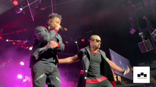 "B2K Performs ""Bump, Bump, Bump"" 