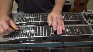 classic lloyd green style licks   lesson   pedal steel guitar