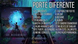 Porte Diferente - Es Diferente | Album Completo 2020 (Full Album)🦋🥀
