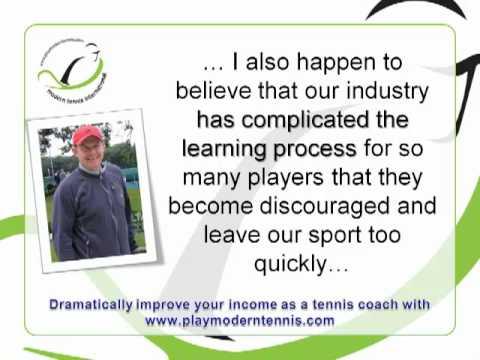 FREE Tennis Coach Education Courses