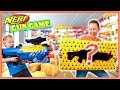 NERF Gun Game: Don't Pick wrong Nerf MYSTERY Box Challenge (winner gets SECRET present box)
